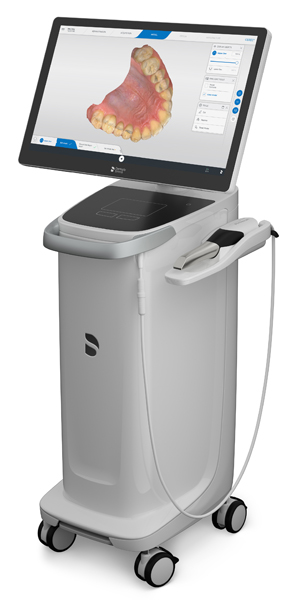 Crown-in-a-day CEREC technology